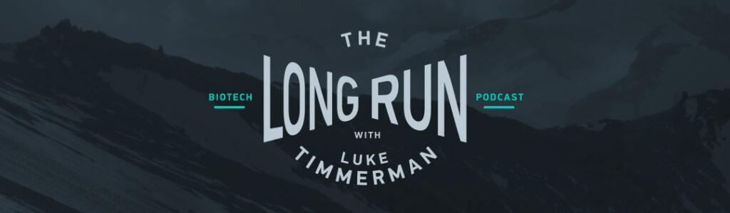 The Long Run podcast logo