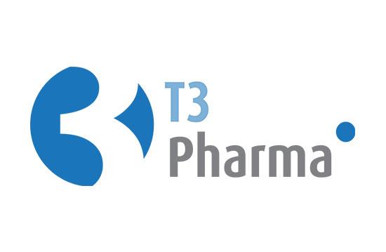 T3 Pharma logo