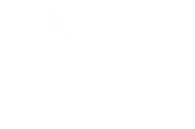 1000+ research groups