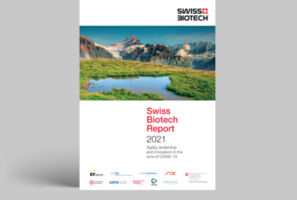 swiss biotech report 2021