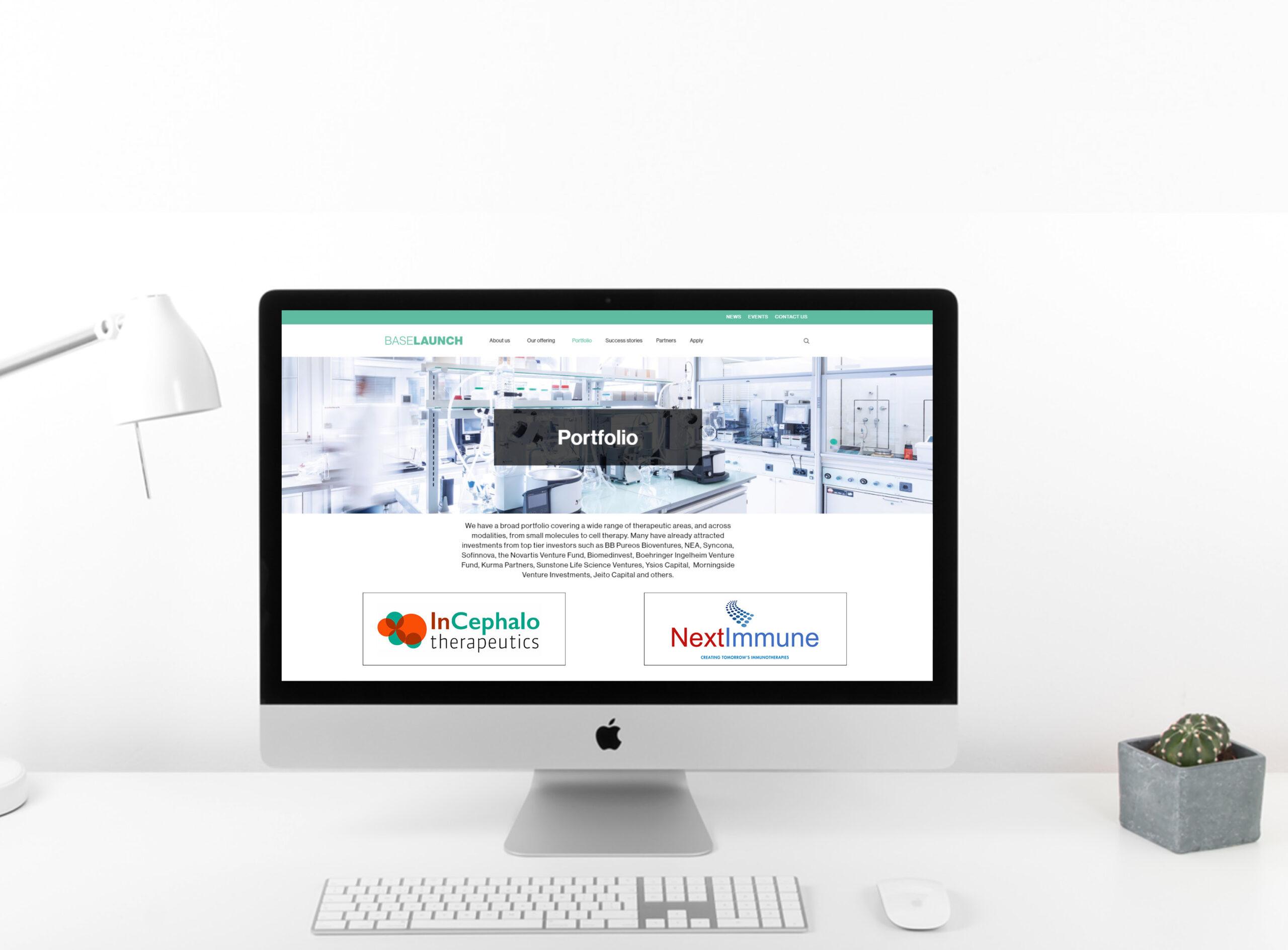 new 2021 BaseLaunch portfolio companies
